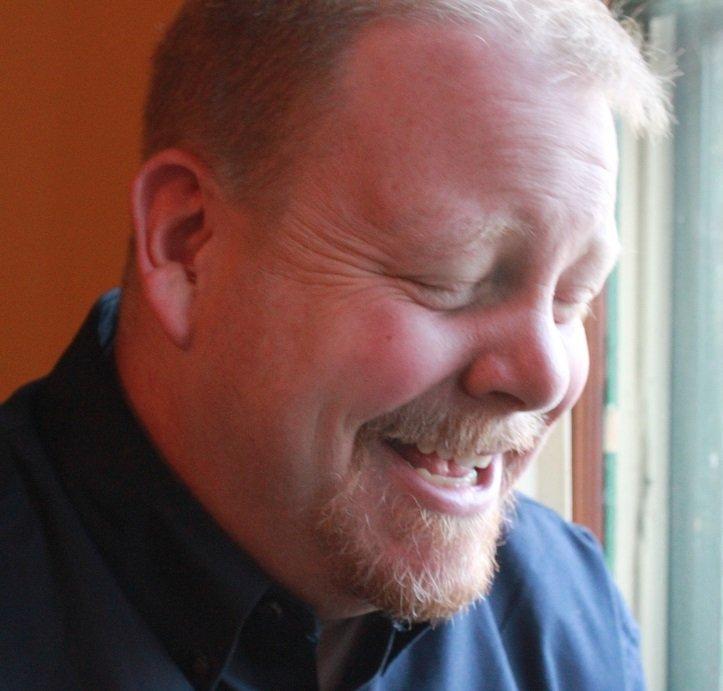 Author Photo - Smile