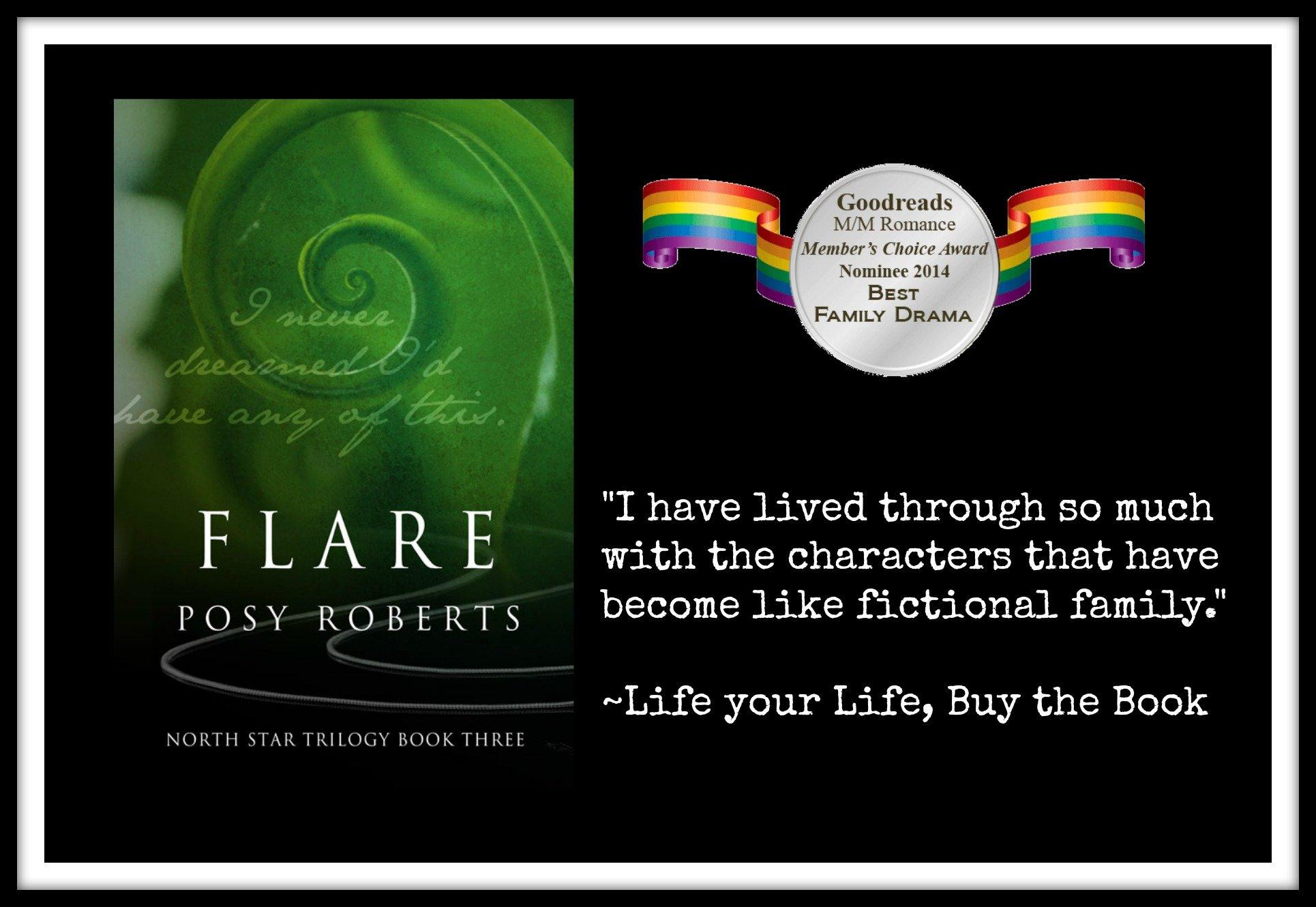 Awards - Flare