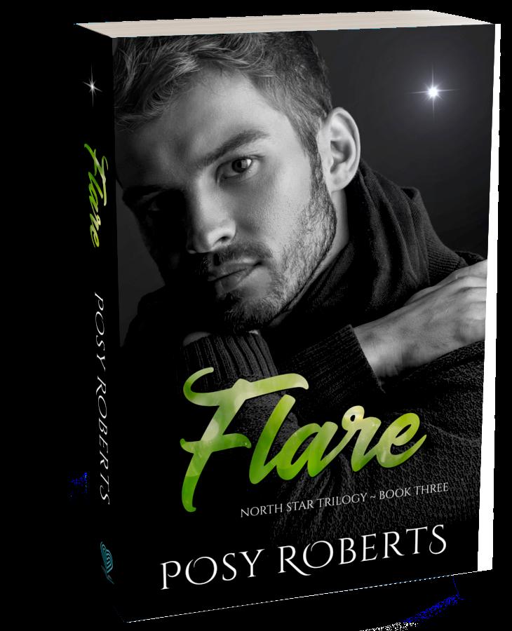 Flare- Paperback